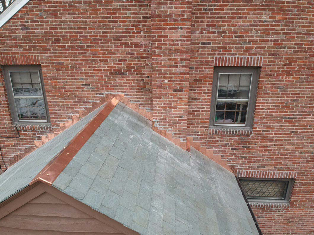 Slate Roof Projects